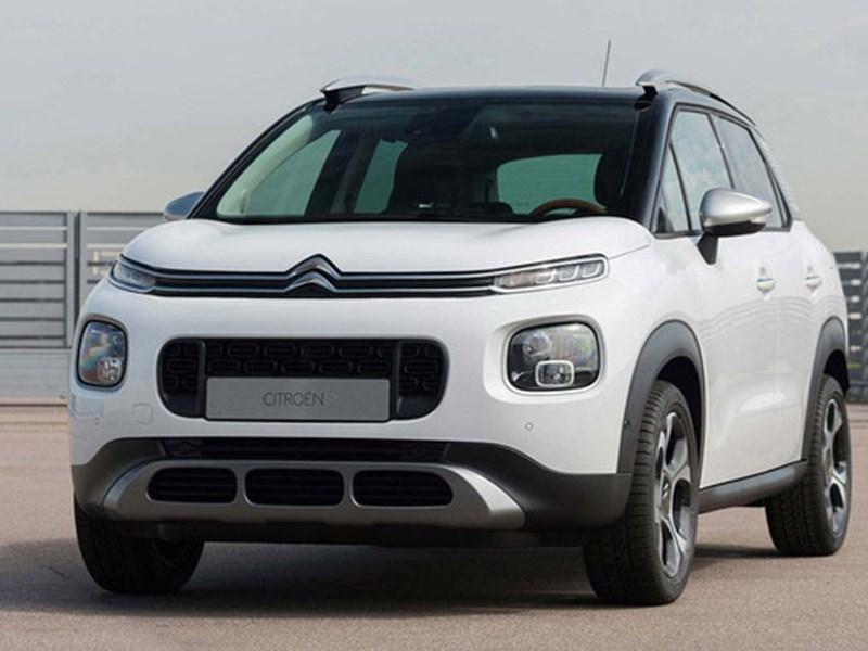 New compacte SUV CITROËN C3 Aircross