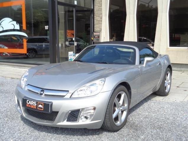 GT Cabrio
