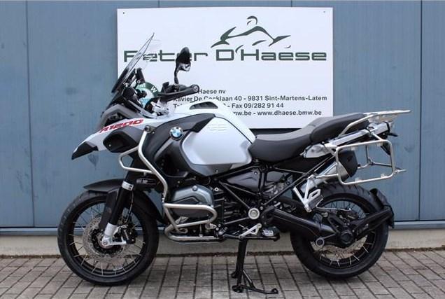 R 1200 GS Adventure Wit!! Nieuw!! Direct leverbaar!!