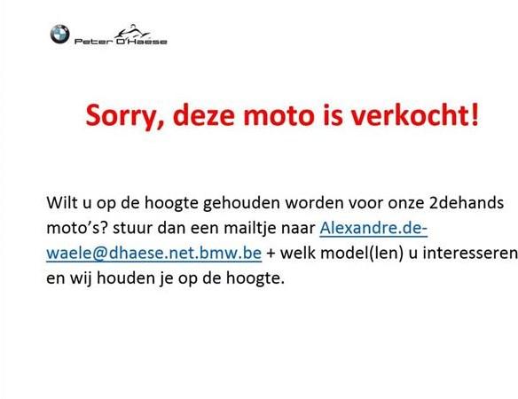 R 1200 RS Nieuwstaat! Weinig Km's Full option