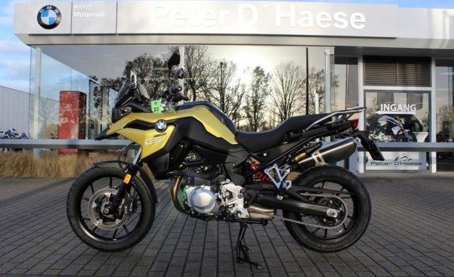 Bike BMW Motorrad-F 750 GS
