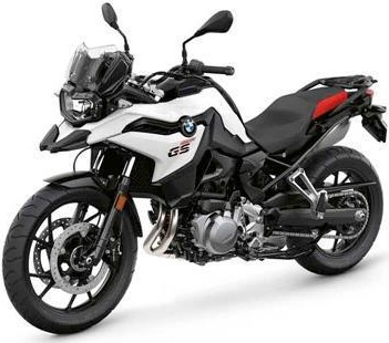 BMW Motorrad-F 750 GS