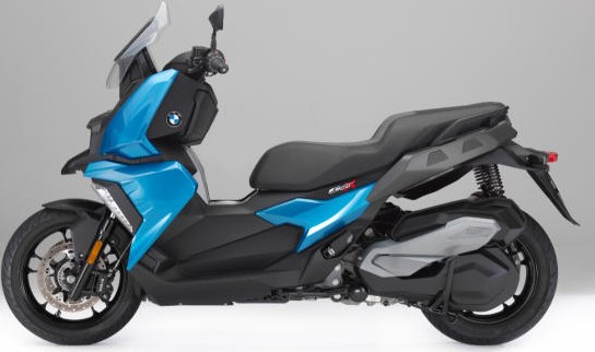BMW Motorrad-400 X