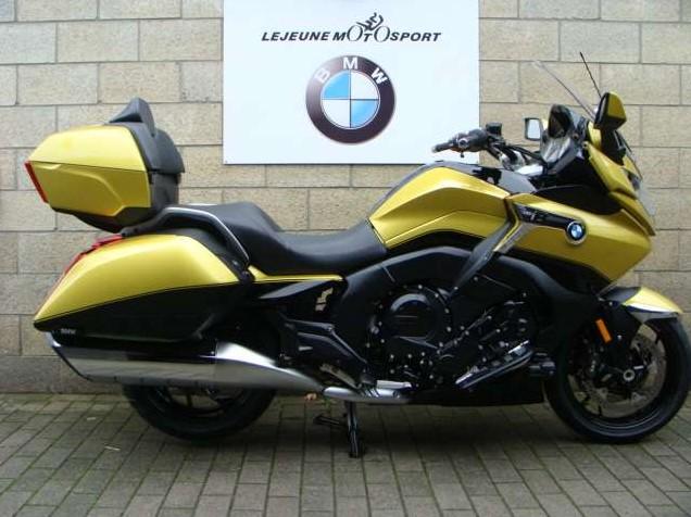 BMW Motorrad-K 1600 B