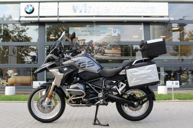 R 1200 GS - 2018 model incl. GPS