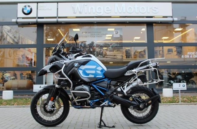 R 1200 GS Adventure - 36m garantie - Model 2018