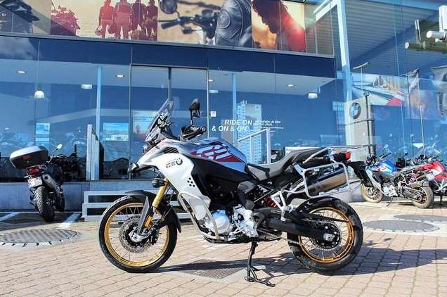 F 850 GS Adventure Directie / BTW - moto
