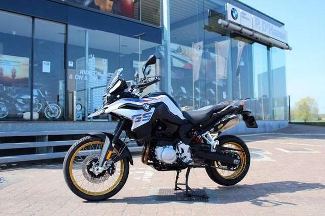 F 850 GS Directie - BTW - moto