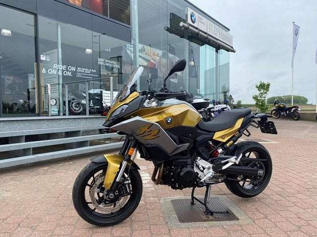 F 900 XR Directie - BTW - moto