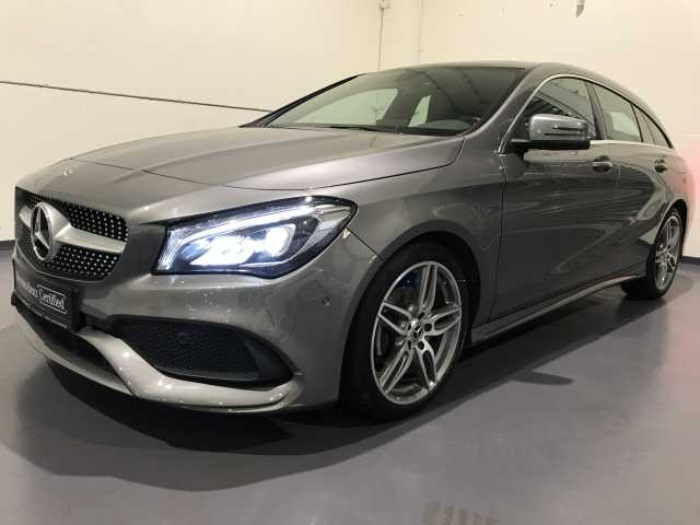 CLA 200 Shooting Brake