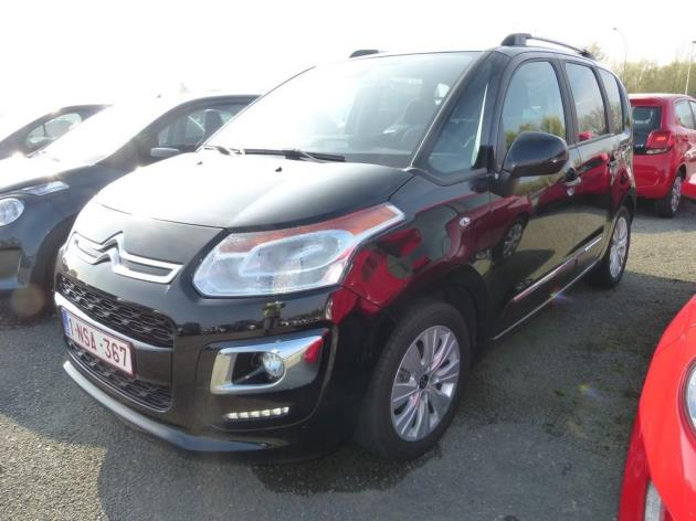 C3 PICASSO DIESEL - 2013 1.6 HDi Exclusive