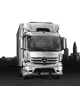 Mercedes VDH Trucks model