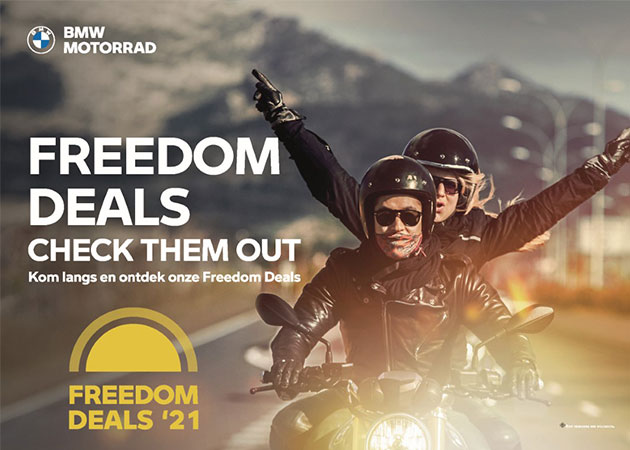 Freedom Deals 2021