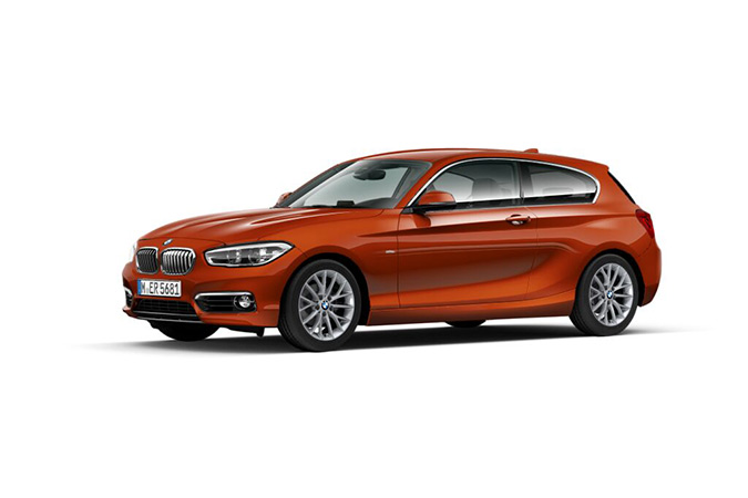 BMW 1 Reeks
