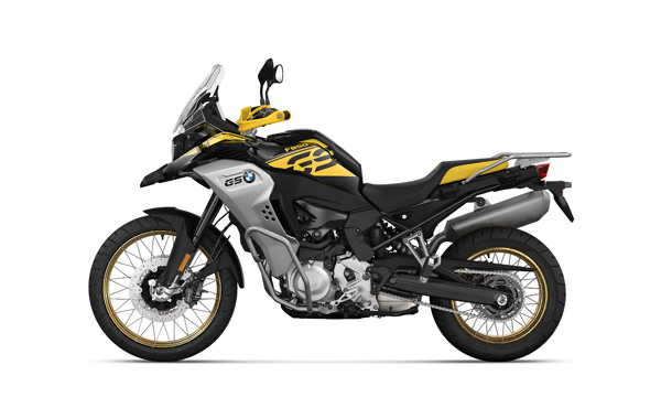 F 850 GS Adventure - 40 Years GS Edition
