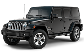 Jeep® Wrangler  Unlimited JK