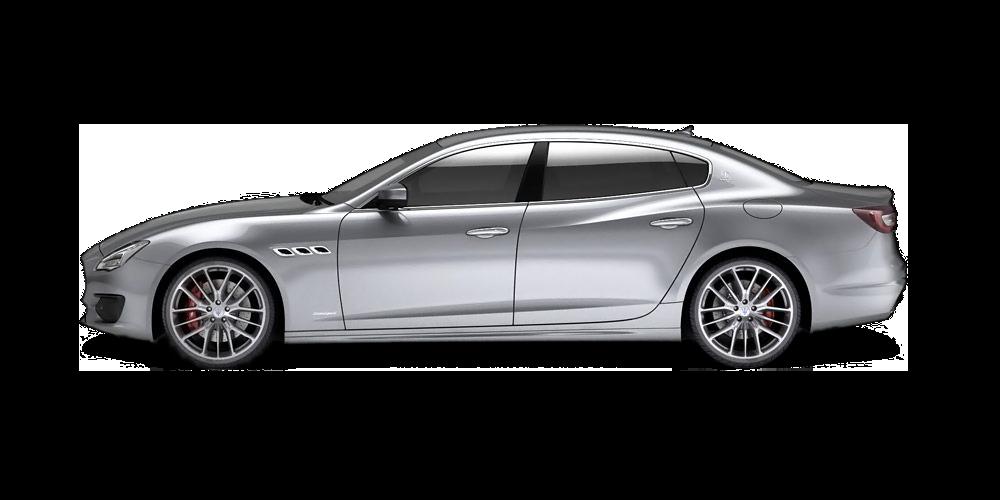ACG Maserati Quattroporte