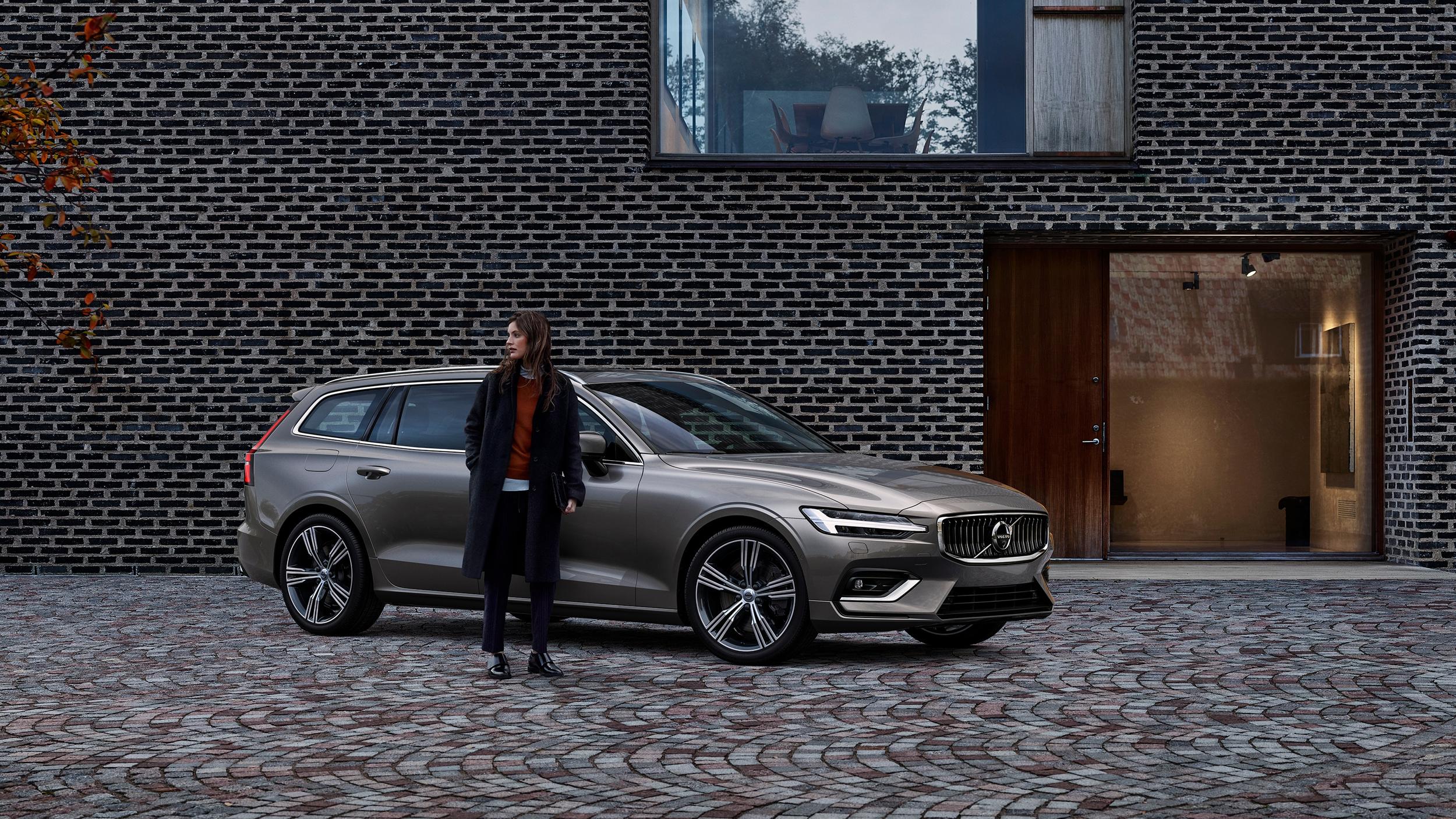 Volvo Van Houdt Volvo Selekt. Een nieuwe start. Gegarandeerd.