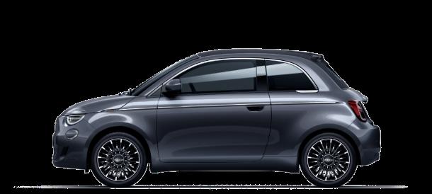 "New Fiat 500eC ""La Prima"""