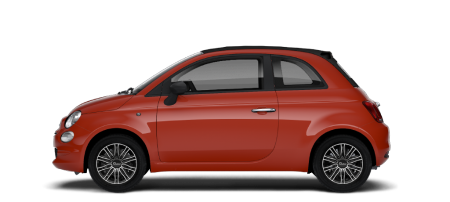 Fiat 500C S8 Hybrid
