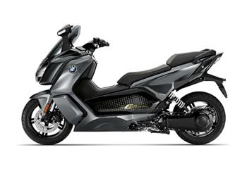 BMW Brussels Motorrad C evolution
