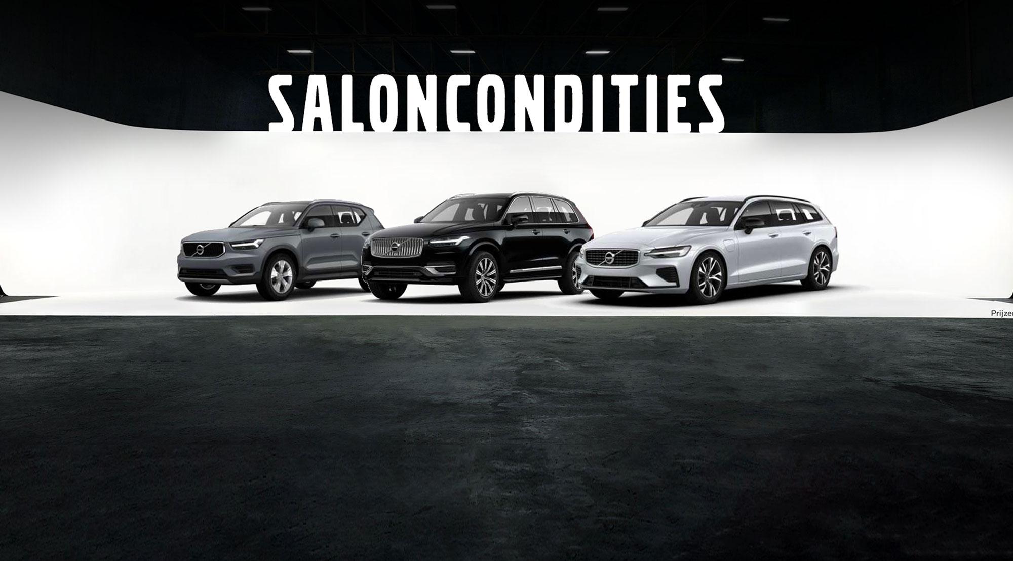 Volvo Van Houdt Nog tot 28 februari verlengde saloncondities!