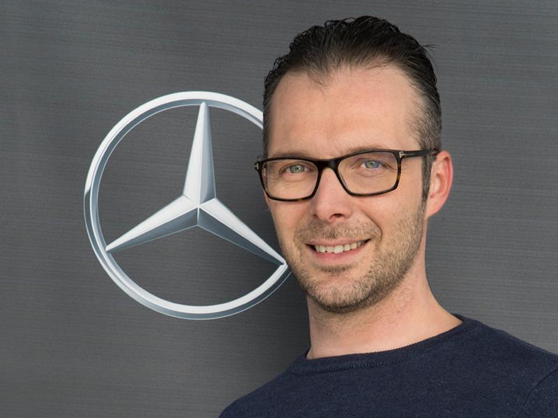 Groep VDH - Mercedes-Benz Pieter Severi