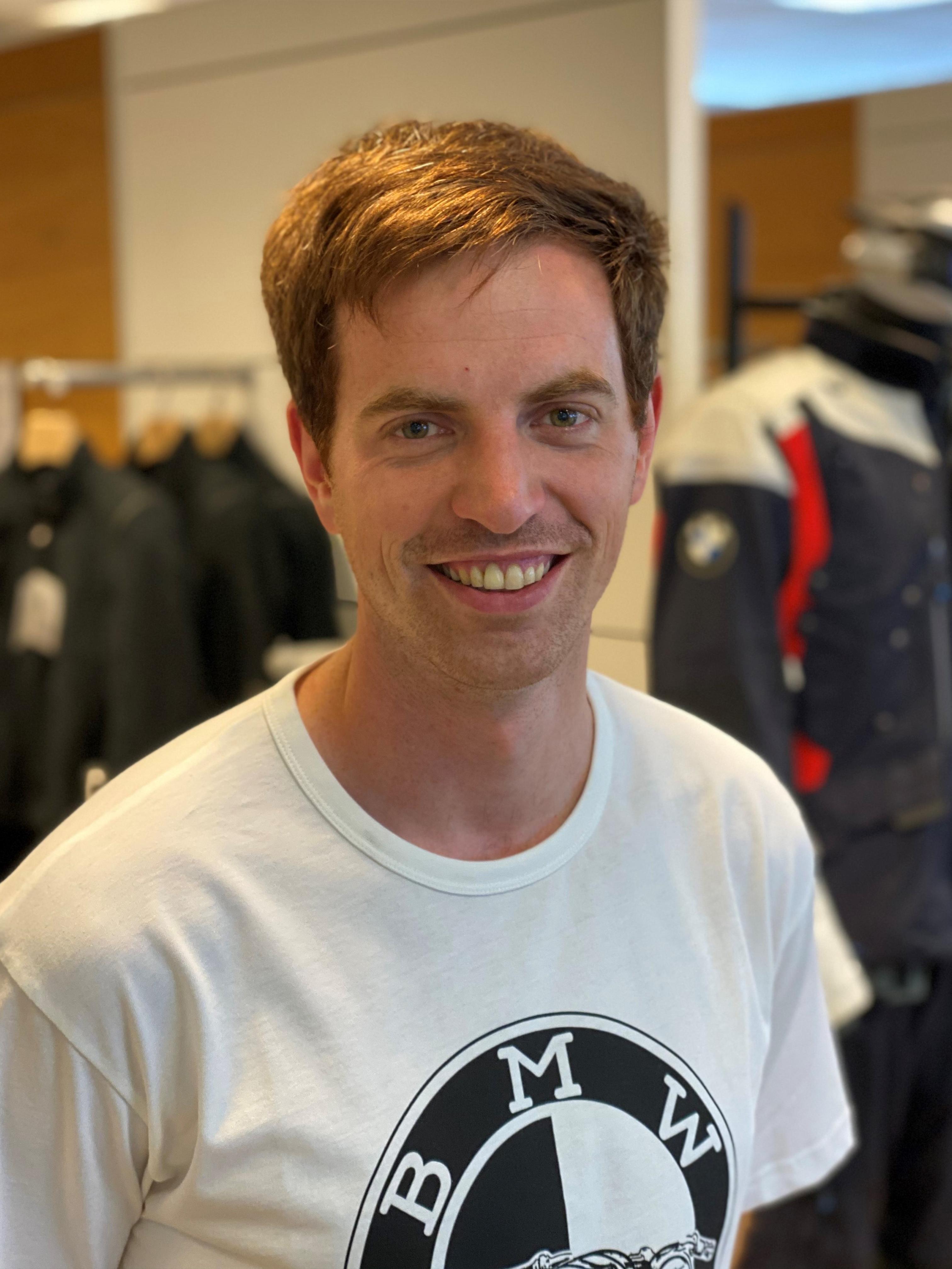 Jon Van Den Abeele