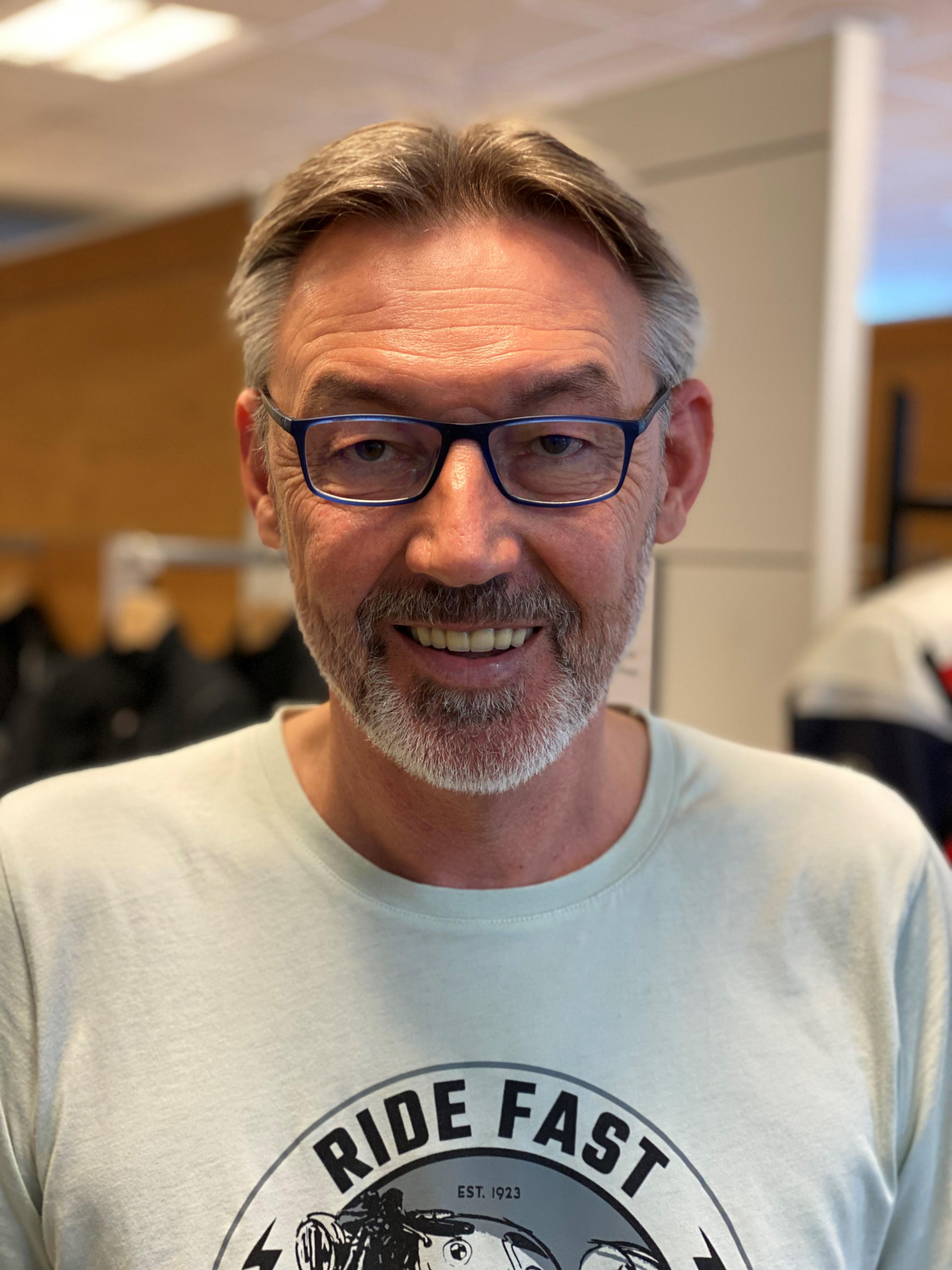 Peter D'Haese