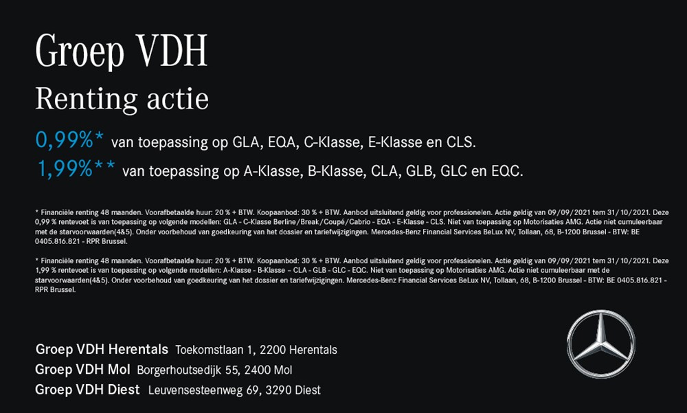 Groep VDH - E 200 d Break