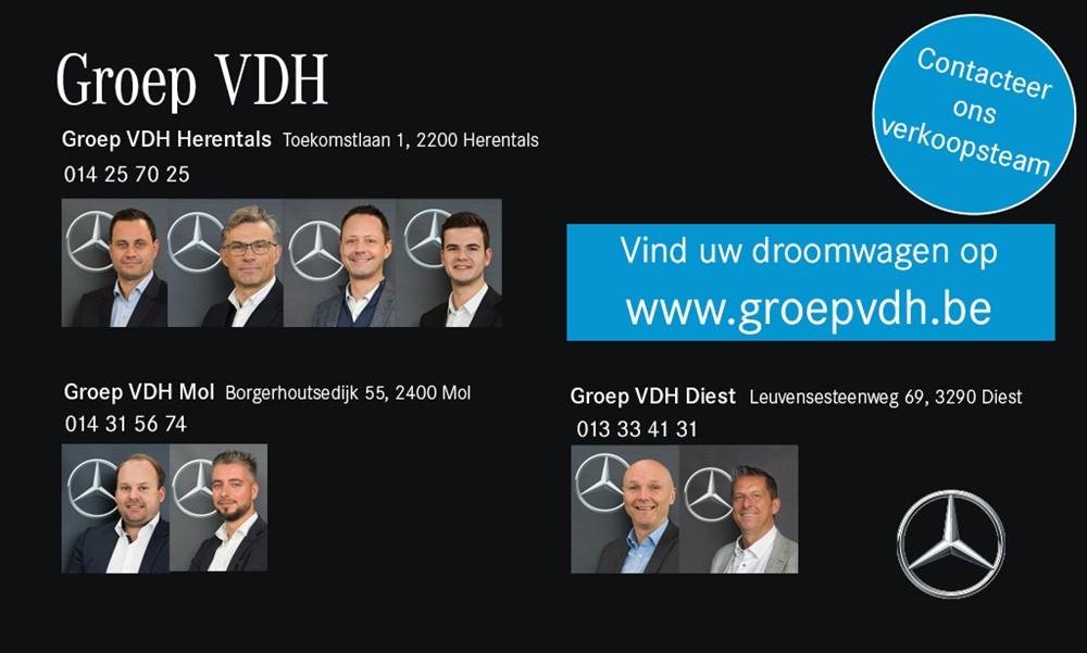 Groep VDH - GLA 250 4MATIC