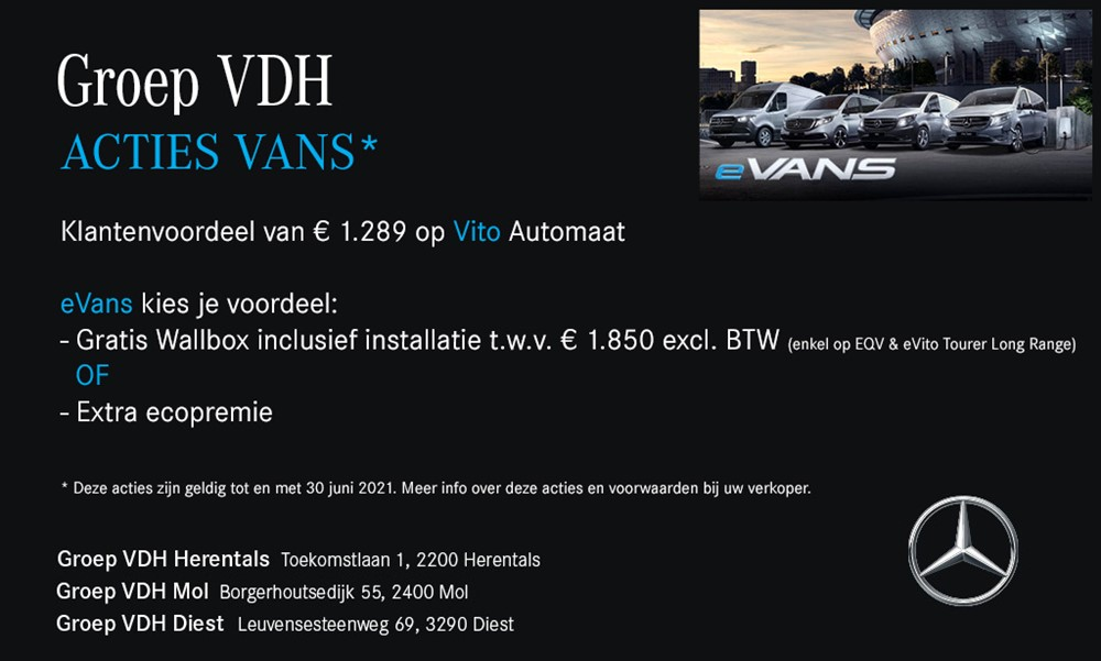 Groep VDH - V-Klass 250 d Combi Avantgarde L3