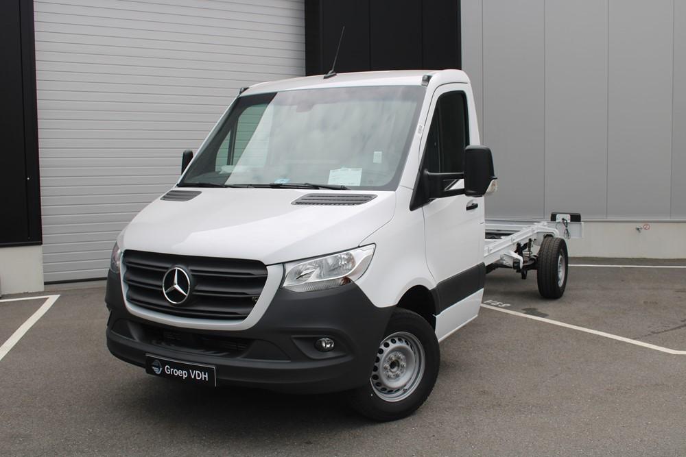 Sprinter Chassis-Cabine | Groep VDH